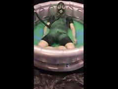 Green Slime sine lioun Gimp Gunge