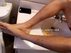 Foot Fetish - Lance Feet Video 4