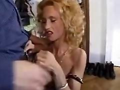 J-Y. Lecastel - Anal one girl webcam with mature Anett
