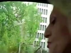 FRENCH box trek sex blonde Clarisse with bbc