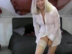 Sexy milf and high heels