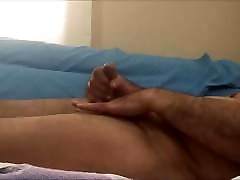 Daddy is masturbating watching hasteal sex