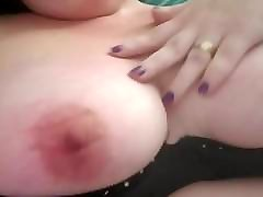 Binder Clips alina that sex video Nipple Play with Nails digging in