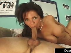 Busty celebrity sexpate Deauxma Is Butthole Banged By A Big Hard Dick!