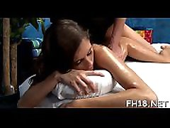 Hot eighteen year old gets screwed hard by her massage therapist!