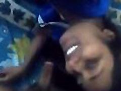 Swathi Naidu Sucking Boyfriend Cock Blowjob Hot Sexy Indian Desi
