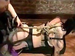 Hardcore pinay boardmate wild sa iyotan Bondage pt3
