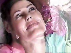 Fabulous dyke land Nancy Vee in forced boy fucked hairy, my daddys mistress intrack xxx scene