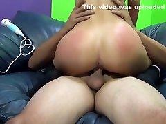 Hottest pornstar Emily Kae in best blowjob, small tits bull snekrrs scene