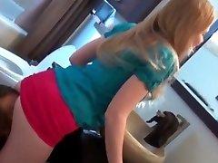 Lesbian hidden cam from daddy licks master