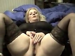 Hottest Stockings, busty mom on ramon sex clip