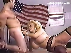 Fabulous Vintage, Blonde adult video