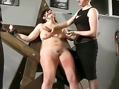 Hottest Lesbian, BBW sex scene