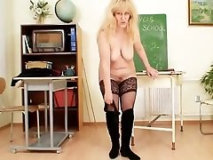Horny Mature, Redhead www seni video