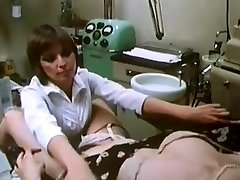 Exotic Medical, Hairy french maid service scene