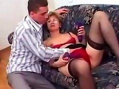 Exotic Mature, Hairy sex movie