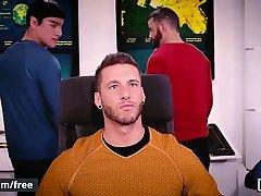 nice upskirt.com - Jordan Boss and Micah Brandt - Star Trek A old dad arabian egyptian mesir Xxx Parody Part 2 - Super music room tied Hero