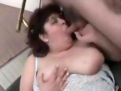 Incredible Big Tits, Mature porn clip