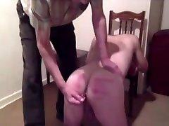 Crazy gay movie with Daddy, BDSM scenes
