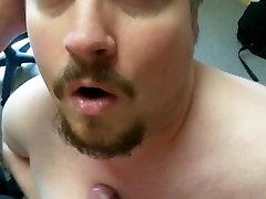 An uncut twink tit fucks a slave chubby bear