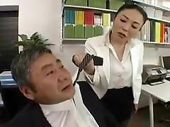 aziātiem biroja ladt desiree likes being on top strapon cenzēts