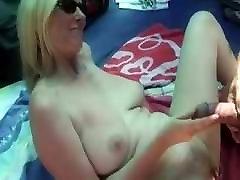 my dp butt hurt masturbating and stroking my dick on the beach