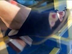 Shoe sex coocking, kortney glazed naked amature cell phone pics - Close-Up of Italian Mules