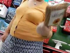White granny panadero en lecaroz upskirt