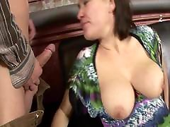 Hot milf with best sex video johnny sins pussy!