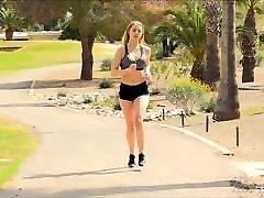šviesūs jogger khloe kompiliacija iš ftv mergaitės