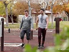 NextDoorStudios Straight Guy Friend Practice Anal gulp bsd 4 Role