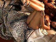 Rihanna Rimes rams her fuck hole with dildo