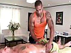 metrosexual vyrukas gauna savo 10-funtowa čiulpiami gėjų masseur