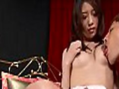 Hunk bangs a lusty asian chick with his magnificent jock