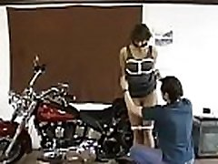 Avid bounded bitch gets some rough movie tagalog sex style spanking