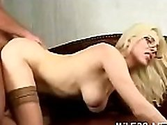 Milf is enchanting man with her curvy butt and wet bawdy cleft
