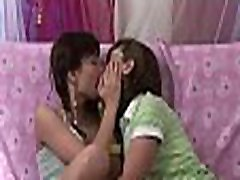 Right after doggy position sex hot chick sucks on stud&039s cock