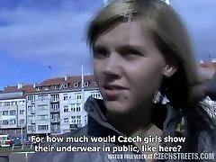 Anna ilona vzame denar za javni seks