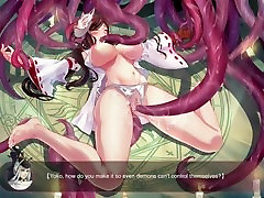 TAKE A TRIP TO TENTACLE TOWN Mirror - Yokos Story & extras Uncensored