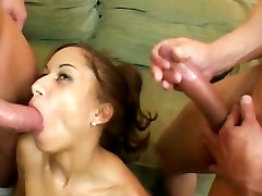 Nasty whore Mya sex in moll gets a mouth full off hard cock