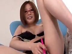 Japonijos Lady Akinius Tenka Su Savimi