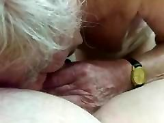 Danielle Old TV sucking Rob&039;s cock Part 7