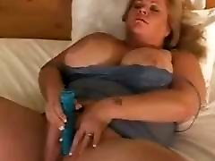 Young Pretty BBW Masturbating to a Nice Orgasm 1