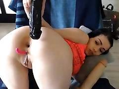 19 yo Webcam hoe tube tip show