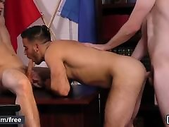 Men.com - Jackson Grant and Noah Jones and Will Braun - Text