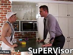 Men.com - Beau Reed and Ethan Chase - Supervisor Part 2 - Th
