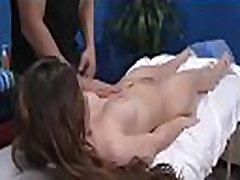 Watch those girls get screwed hard by their massage therapist