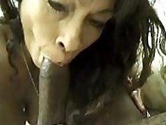Sexy enna got Lady Blowjob