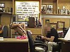 Blonde babe Sadie foursome boys and 1 bbw fucks Shawn cock in the office