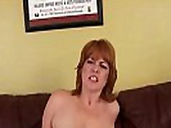 Big Boobed boye sexi Housewife Calliste gets Pounded in Stockings